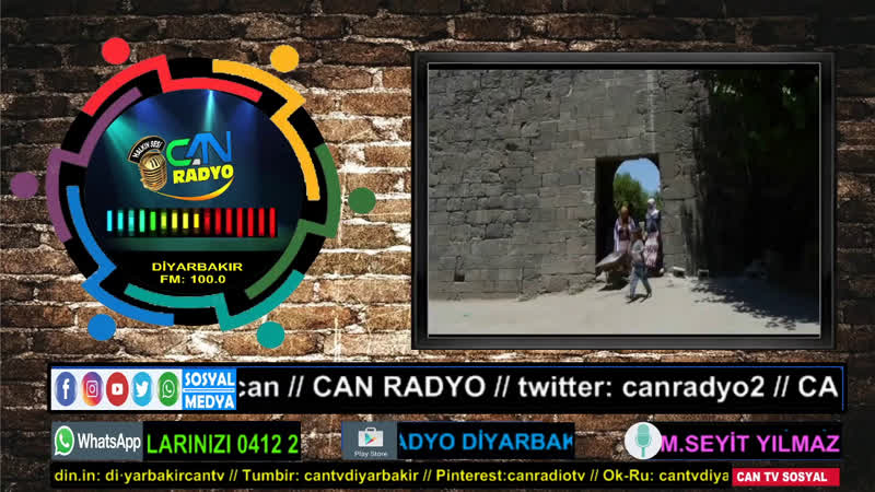 Can Radyo live via