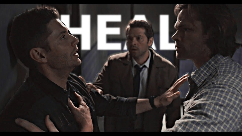 Sam, dean and cas | heal [14x13]