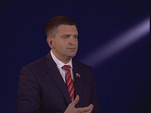 Олег Коваль в телепередаче Мнение 25 09 2019