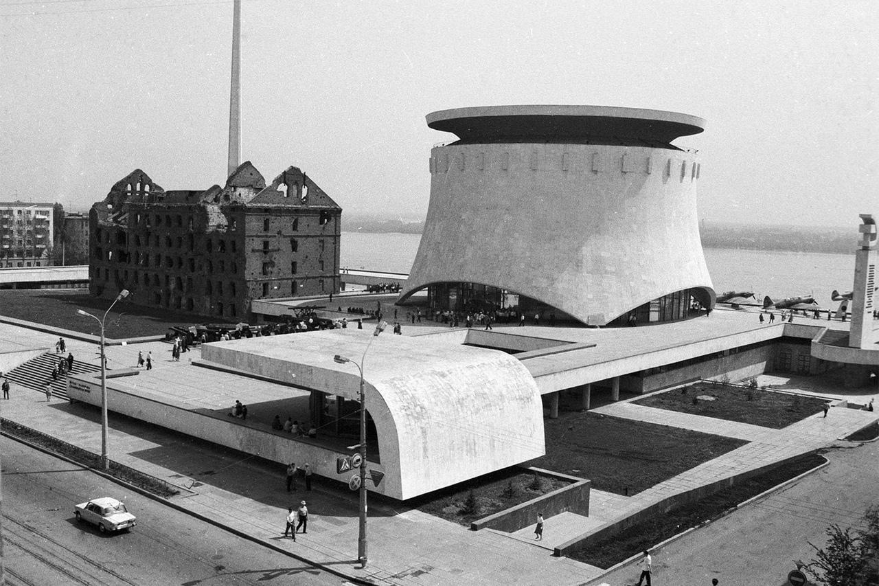Советский архитектурный модернизм.