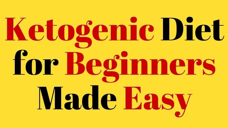 Keto Diet for Beginners | Ketogenic Diet for Beginners Made Easy