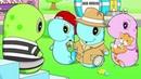 Бадики 20 PlayTime Buddies Загадочное исчезновение предметов