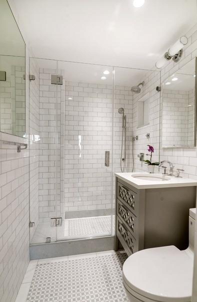 bathroom subway tile designs - HD1672×2560