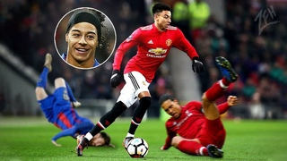 "What Happened to This ""Lingardinho"" Jesse Lingard? (2017/2018)"