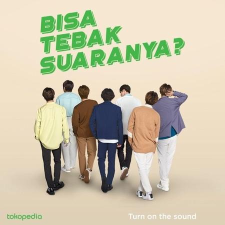 """Tokopedia on Instagram Terima kasih antusiasmenya Indonesia 🇮🇩 Kemarin kita udah disapa oleh salah satu personel Sekarang ada dua personel lainnya yang mau…"""""""