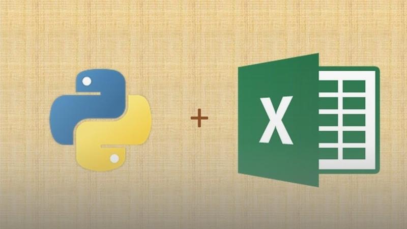 Использование Python для чтения обработки создания и форматирования файлов Excel