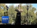 Kharkov Restores Soviet Marshal Zhukov's Monument Near Sports Palace After Kiev's Dismantling