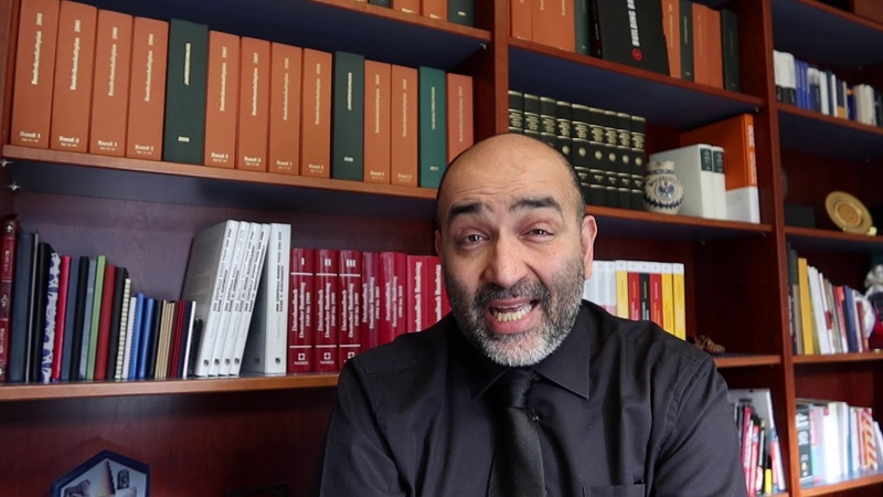 Omid Nouripour on Iran