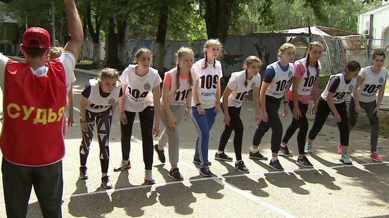 В Краснодарском высшем военном летном училище третий год подряд проходит набор девушек