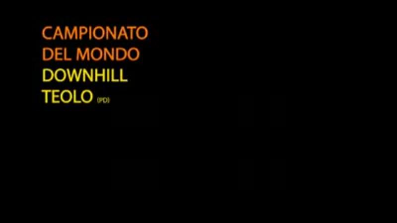 Teolo 2009 Downhill Promo
