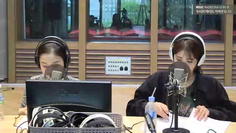 190619 MBC FM4U. 2pm Date with Ji Sukjin. E 479.