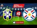 05 12 2019 BRASIL vs PARAGUAY Semifinal Sudamericano Sub 15 Paraguay 2019