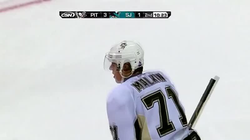 Evgeni Makin Pittsburgh Penguins 2011 2012 NHL Season