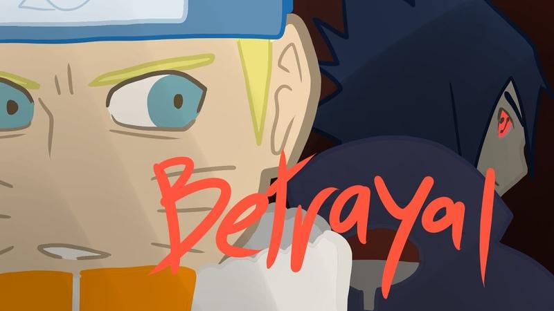 Naruto Betrayal of Bae (Animation)