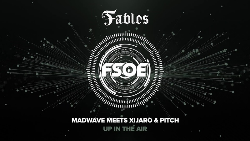 Madwave meets Xijaro Pitch - Up In The Air