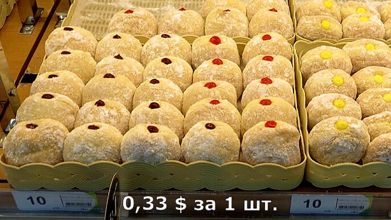 Цены на продукты и еду в Таиланде.  RlFWUI2cP6g