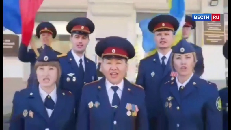 Оперативник УФСИНа клип и песня УФСИН Бурятии полная версия