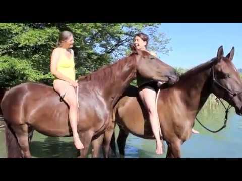 Schwimmen mit Saphira ponyboy