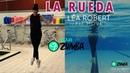 Aqua Zumba Splitscreen LA RUEDA - Lea Robert