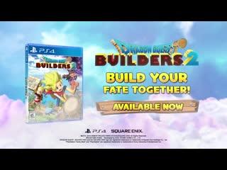 Dragon quest builders 2 — отзывы и оценки