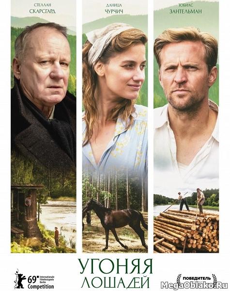 Угоняя лошадей / Out Stealing Horses / Ut og stjaele hester (2019/WEB-DL/WEB-DLRip)