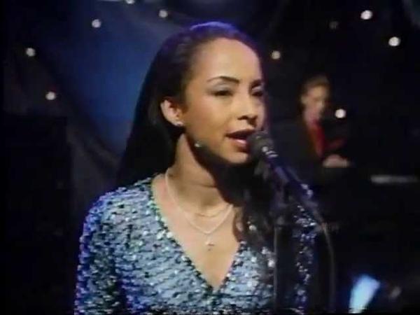 Sade on Arsenio Hall - No Ordinary Love Pearls