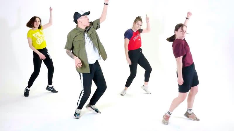 Dancehall Group RealFam Dance School