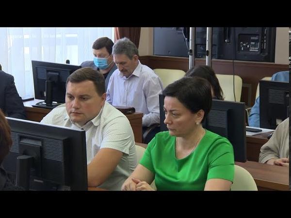 Виктор Неволин 27 июля провел оперативное совещание
