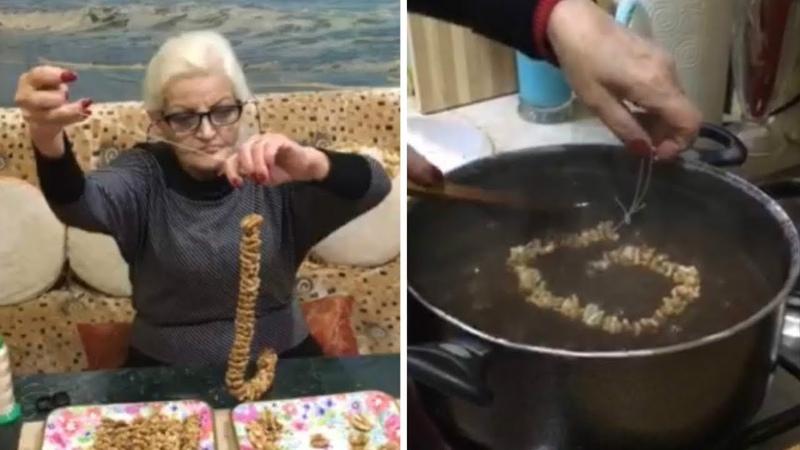 Շարոց - Նունե Տատիկի Տարբերակով - Heghineh Cooking Show in Armenian