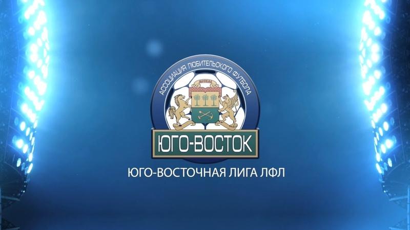 Космос 1:15 Кировец | Третий дивизион B 2019/20 | 12-й тур | Обзор матча