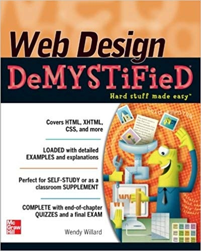Wendy Willard - Web Design DeMYSTiFieD-McGraw-Hill Osborne Media (2010)