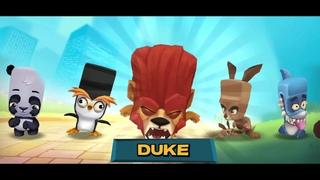 [Обновление] ZOBA: Zoo Online Battle Arena - Геймплей   Трейлер