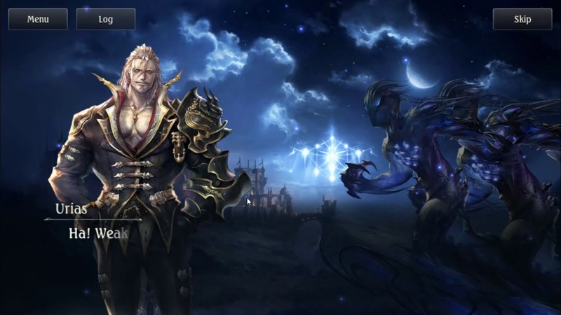 Shadowverse Поиск опонента Urias 2 серия