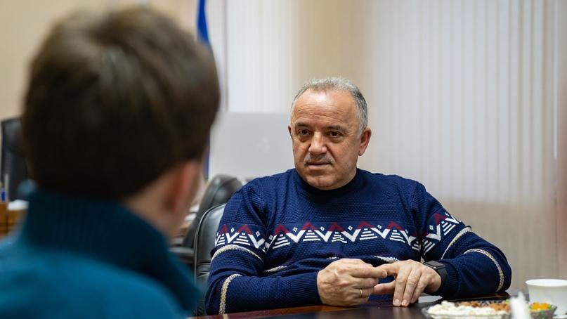 Дмитрий Алиев: «Я очень скучал по своей семье», изображение №4