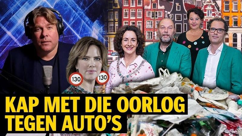 (5162) KAP MET DIE OORLOG TEGEN AUTO'S - DE JENSEN SHOW 24 - YouTube