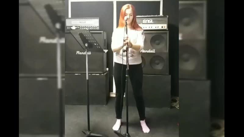 Анна KiaRa - Unleashed (Epica cover)