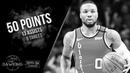 Damian Lillard Drops 50 Pts, 13 Asts vs Pacers   Jan 26, 2020   FreeDawkins