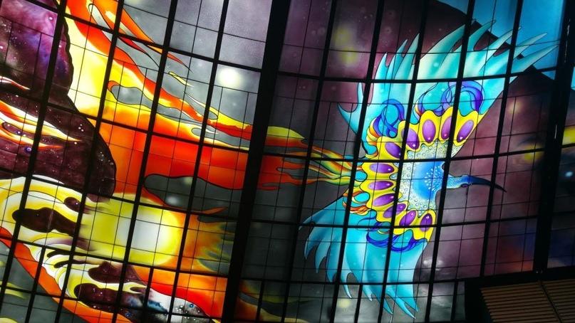 ТОП самых красивых метро, изображение №28