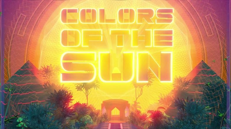 Stephan Jacobs AHEE Colors of the Sun ft Shri Global Bass Tribal Trap