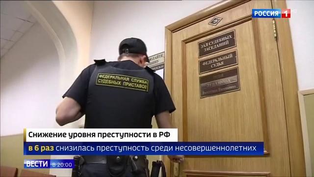 Вести в 20:00 • Путин выступил на торжественном собрании, посвященном 95-летию Верховного суда