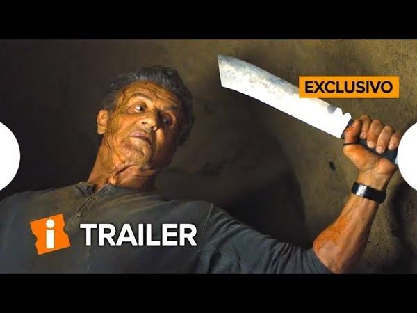 Rambo - Até O Fim | Trailer 3 Legendado EXCLUSIVO