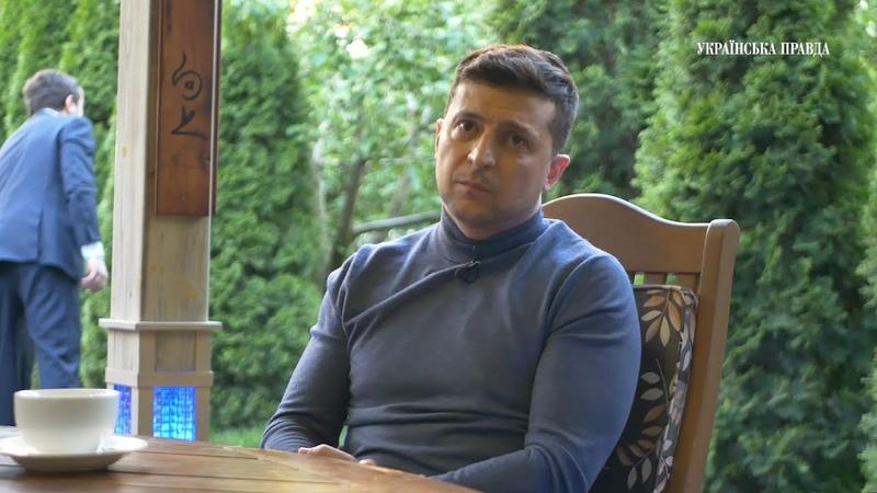Крим обов'язково стане знову українським Зеленський