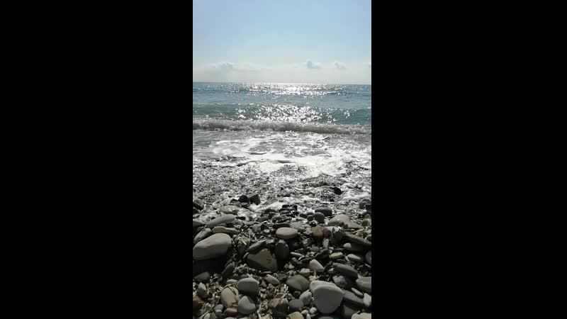 Пляж Афродиты, Кипр, 2 ноября 2019 года