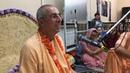 Niranjana Swami —On the Holy name at Kirtan-mela in Tashkent, Uzbekistan —5-Oct-2019