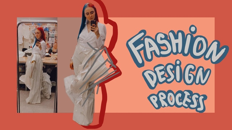 Process diary 2 | fashion degree collection development | Art-WERK