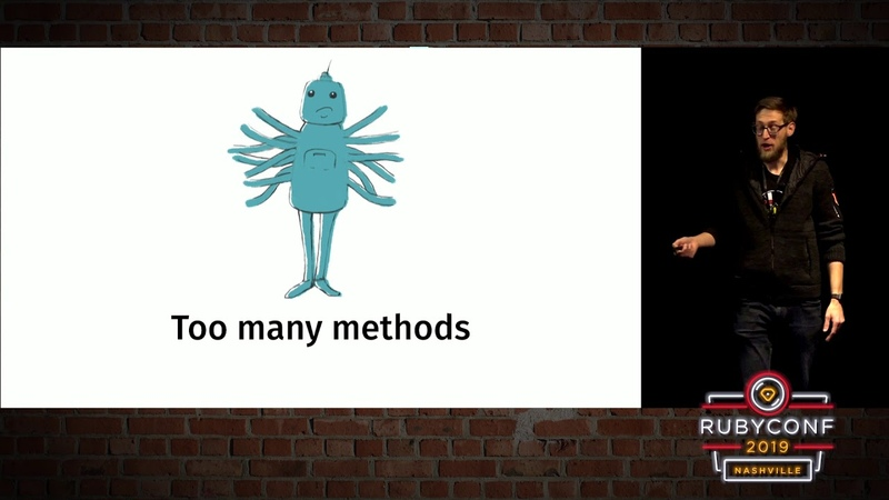RubyConf 2019 Less abstract Surprising effects of expressing rules of OOP by Ivan Nemytchenko