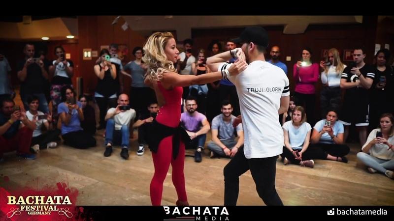 Truji y Gloria Bachata Sensual Culpables Johandy ft Dj Khalid @Bachata Festival Stuttgart 2019
