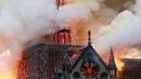 Feuer in Notre Dame - ALLES was du jetzt wissen musst