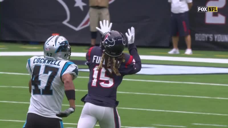 Carolina Panthers @ Houston Texans - Game in 40_720p