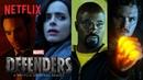 Заставка к сериалу Защитники The Defenders Opening Credits